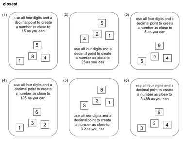 image regarding Equivalent Fractions Games Printable identify MT7 Fractions, Decimals, and P.c - Nova Scotia